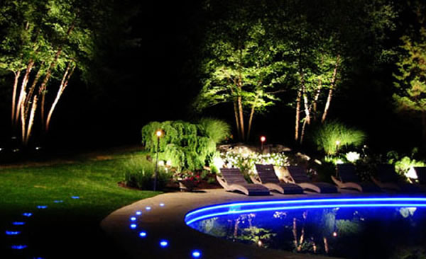 landscape lighting omilian electric